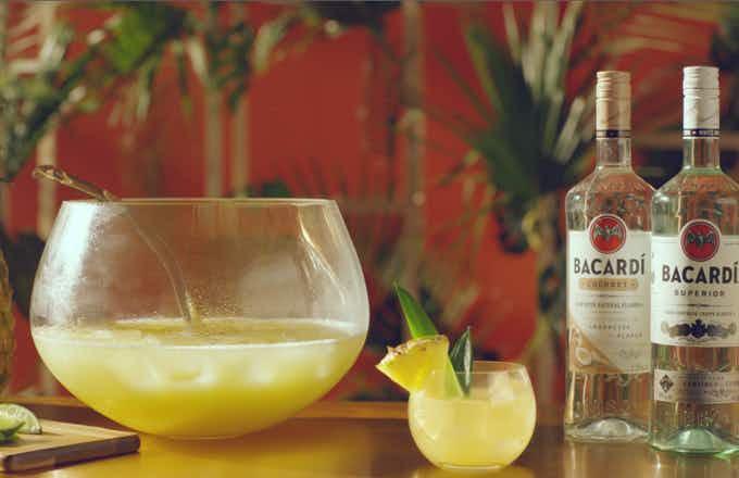 BACARDÍ Tropical Refresher