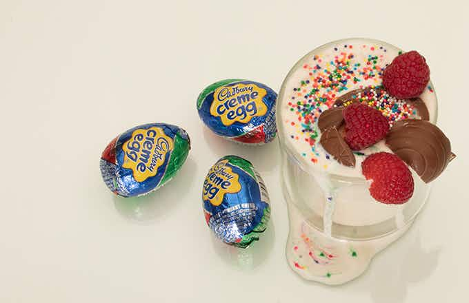 Cadbury Creme Egg Shooter
