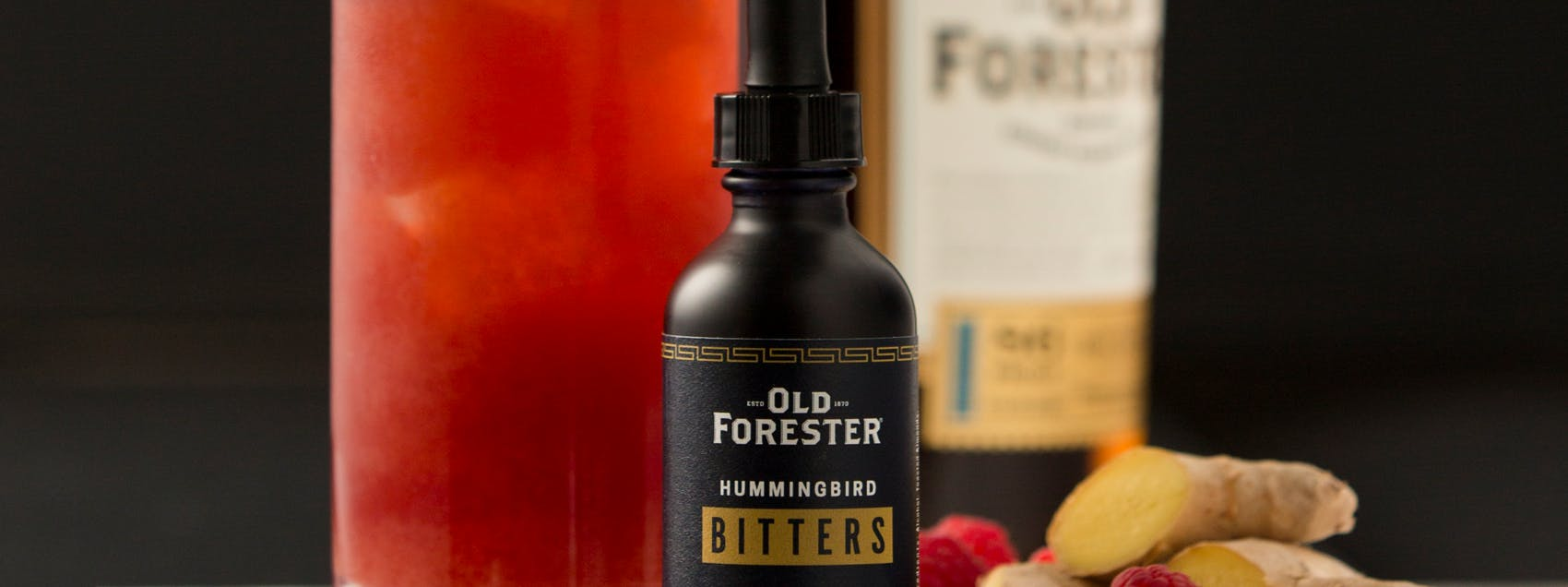 Old Forester Ruby