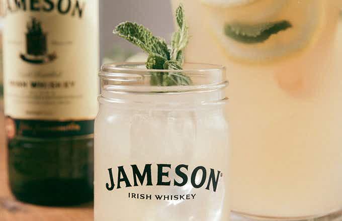 Irish Lemonade