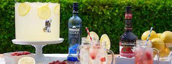 Pinnacle Lemonade