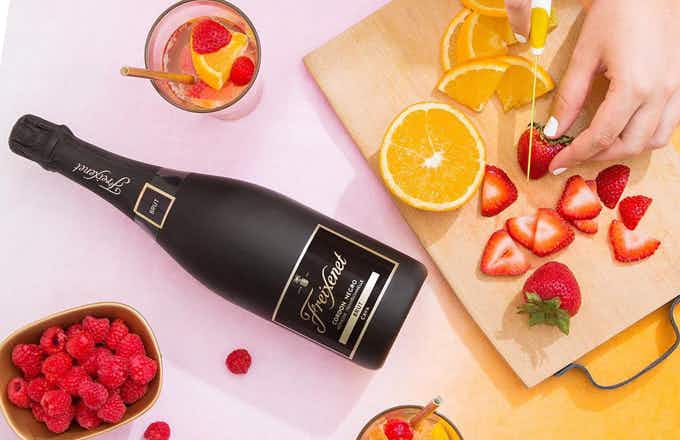 Freixenet One Two Punch
