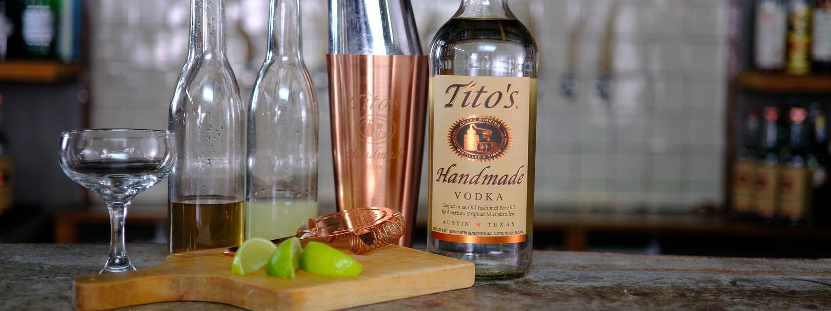 Tito's Classic Gimlet