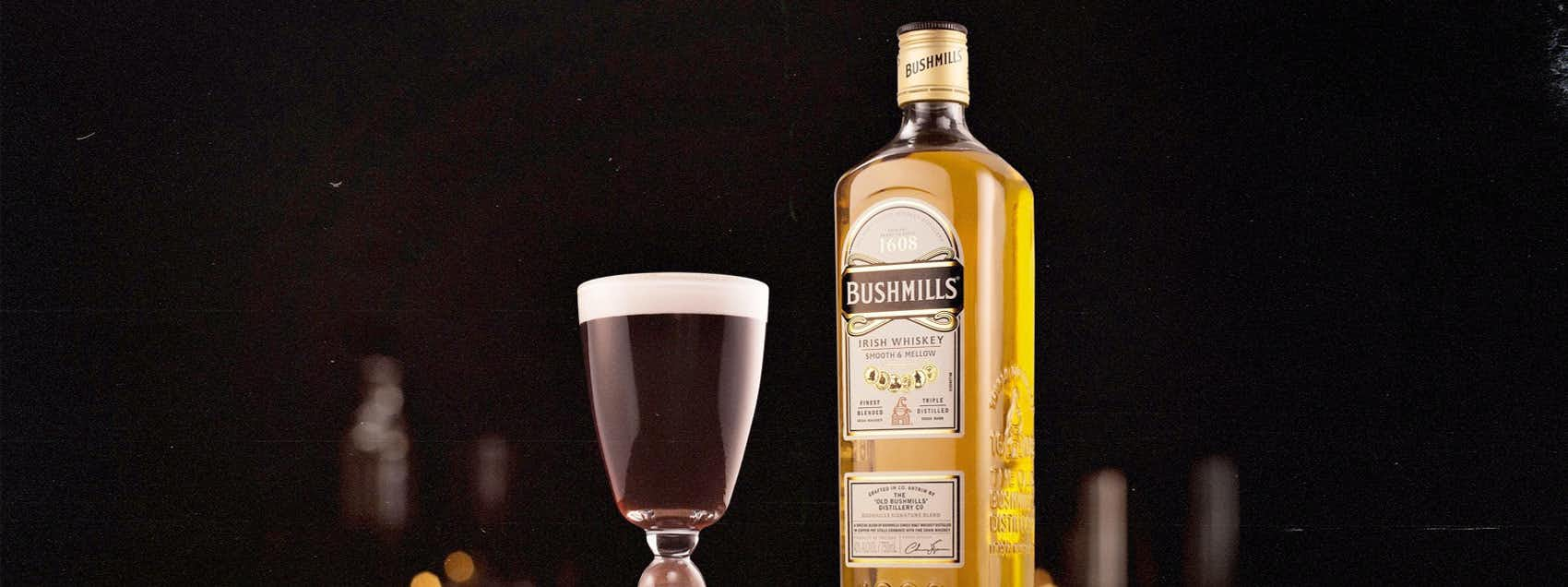 Bushmills Irish Coffee
