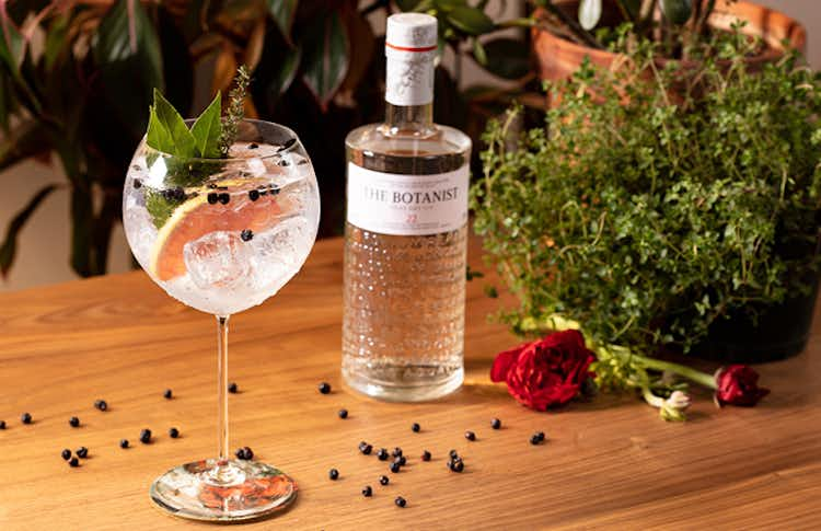 The Botanist And Tonic Recipe Drizly