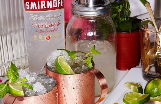Smirnoff Original Moscow Mule