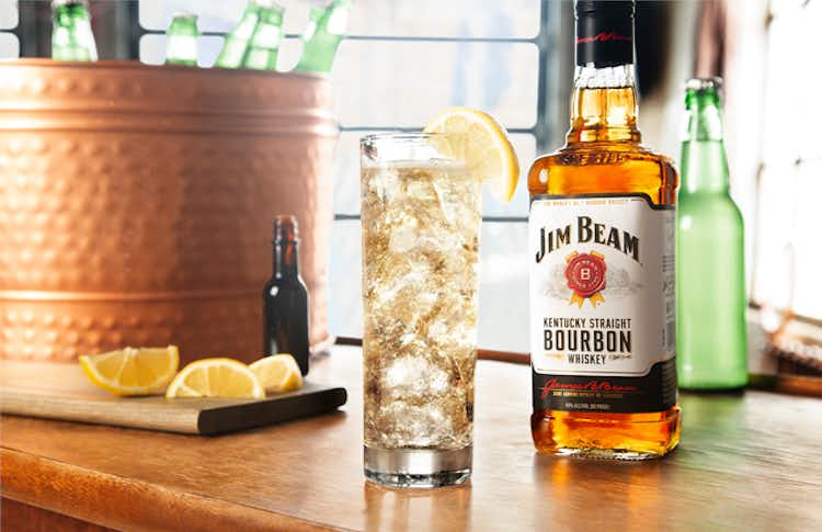 Jim Beam® & Ginger Ale