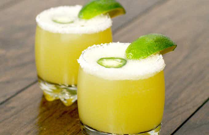 Cowboy Margarita