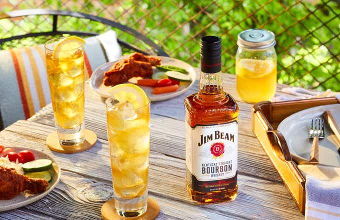 Jim Beam Kentucky Sweet Tea