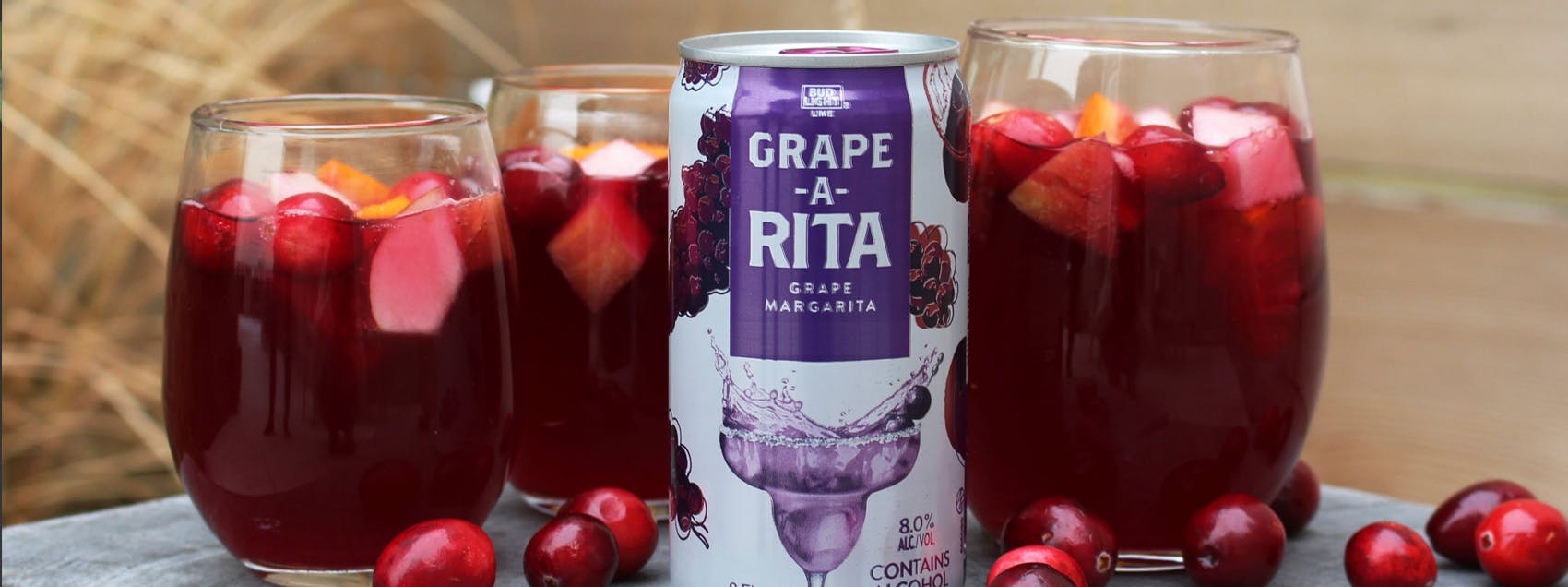 Grape-A-Rita Sangria