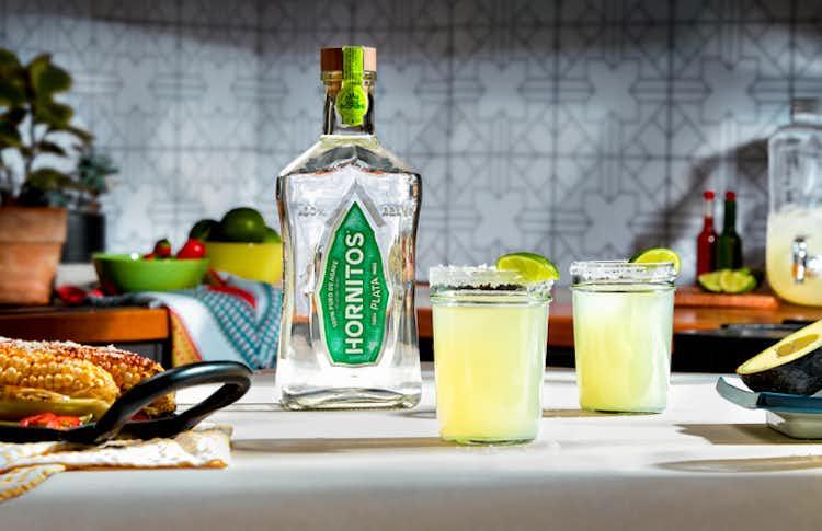 Hornitos Plata Margarita
