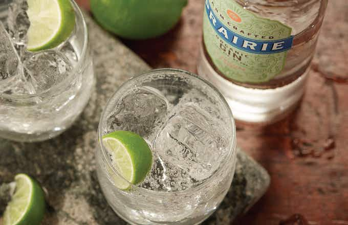 Prairie Gin & Tonic