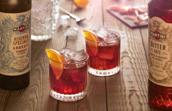Negroni By Martini & Rossi®